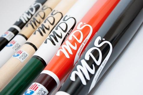 MDS Baseball Bats